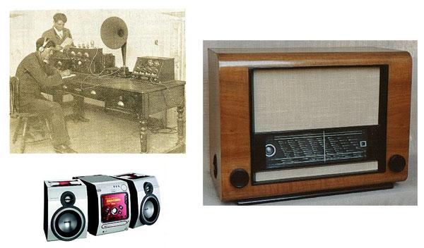primeira rádio